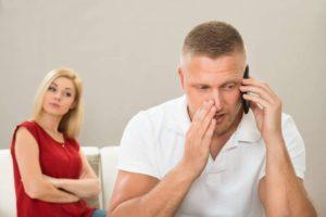 Измена мужа причины