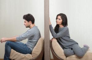 Сложные отношения между мужчиной и женщиной