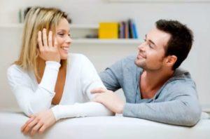 Признаки симпатии женщины к мужчине