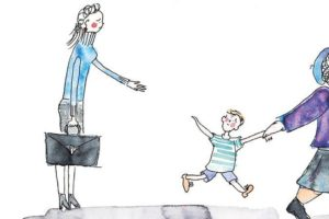 Мама манипулирует чувством вины