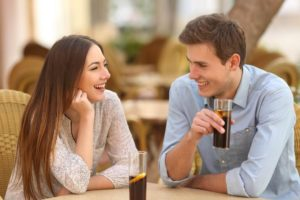 Как понравиться парню если вы не общаетесь