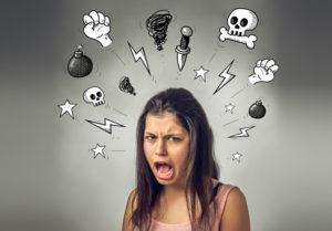 Как не реагировать на агрессию