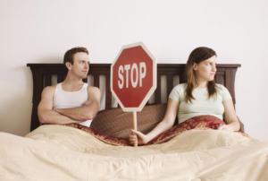 Долгое воздержание у женщин