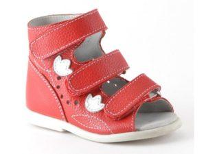 сандали на первый шаг