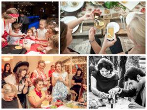 День рождения в ресторане как развлечь гостей