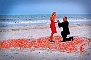 как сделать девушке предложение выйти замуж