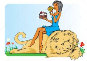Как влюбить в себя женщину льва