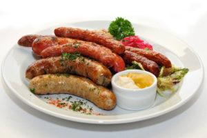 Немецкая колбаса
