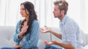 Как поставить мужчину на место и правильно обижаться