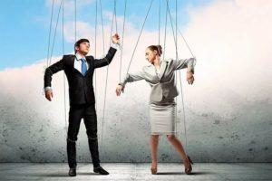 Манипуляция в отношениях