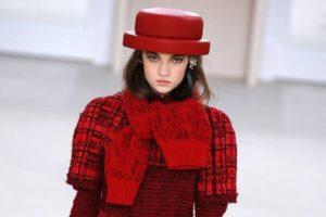 Chanel осень зима