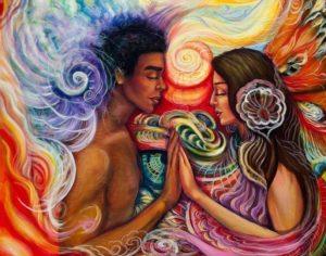 Духовная близость между мужчиной и женщиной