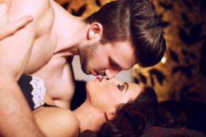 Как проявляется страсть у мужчин