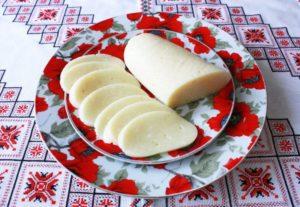 Приготовление твердого сыра в домашних условиях