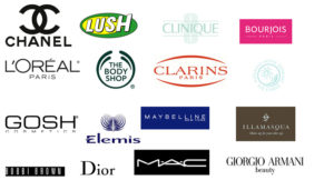 бренды косметики