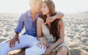 Любовь между парнем и девушкой