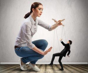 Женские манипуляции в отношениях