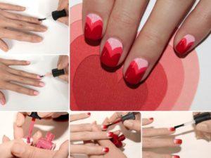 как делать ногти
