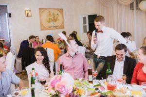 Конкурсы для знакомства гостей