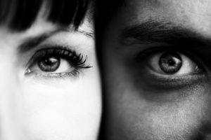 Взгляд в глаза