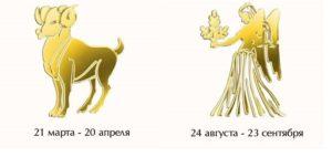 Женщина лев мужчина дева